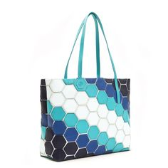 Countess Honeycomb Tote - Jonathan Adler. One of the definitions of the name Melissa is Honeybee (also: Princess, but that's another story). This was obviously designed with Melissas in mind.