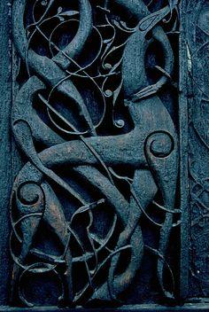 detail Urnes