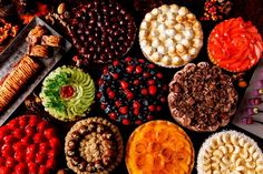Dairy, Sweets, Cheese, Desserts, Food, Fashion News, Cupcakes, Lifestyle, Pie