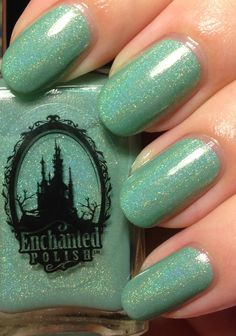 Enchanted Polish - July 2013. It's a little wicked, a little under the sea