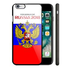 Russia Logo Flag Word Cup 2018 iPhone 6 6s 7 8 X Plus Hard Plastic Case #UnbrandedGeneric #Cheap #New #Best #Seller #Design #Custom #Gift #Birthday #Anniversary #Friend #Graduation #Family #Hot #Limited #Elegant #Luxury #Sport #Special #Hot #Rare #Cool #Top #Famous #Case #Cover #iPhone #iPhone8 #iPhone8Plus #iPhoneX