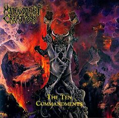 Malevolent Creation - The Ten Commandements