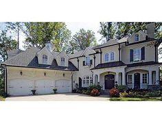 Plan W15791GE: Corner Lot, European, Luxury, Photo Gallery, Traditional House Plans & Home Designs