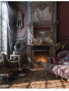 art steampunk victorian victorian home victorian house victorian interior