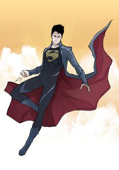 Superman Redesign by morphews