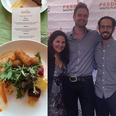 it was an honor to be a guest of @feedingsfl at their annual Happy Harvest Reception honoring many local grocery stores and farms that have donated 40 million pounds of food (wow!!) throughout South Florida in the last year.  we're so excited to partner with this amazing organization in the near future. more details to come in the next few weeks!!  #wellwearorangenexttime #community #locallove #supportlocal #inspiration #nonprofit #philanthropy #miami #soflo #305 #954