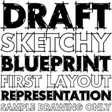 drafting font - Google Search