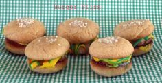 Crissy's Crafts: Burger Bliss Cookie