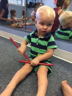by Jana Tingom We recently tried a free class with Music Together, a company that is passionate about giving a musical experience to children of all ages. With songs and instruments and movement, w…