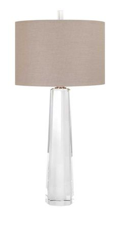IMAX Meina Crystal Table Lamp