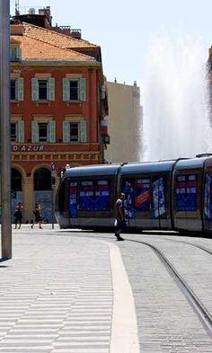Place Massena Nice, France