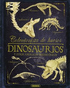 A look at dinosaur fossils and how paleontologists interpret them to reveal what dinosaurs looked like and how they lived. A look at dinosaur fossils and how paleontologists interpret them to reveal what dinosaurs looked like and how they lived. Dinosaur Bones, Dinosaur Fossils, Amphibians, Mammals, Dinosaurs Live, Bone Books, Books 2016, Watercolor Drawing, Vintage Books