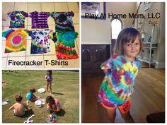 Firecracker T-Shirts