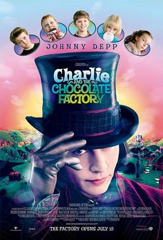 charlie and the chocolate factory<3