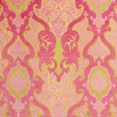 cabriole - camellia fabric   Designers Guild