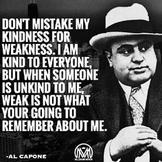 Funny pictures about As Al Capone Said Once. Oh, and cool pics about As Al Capone Said Once. Also, As Al Capone Said Once photos. Strong Quotes, Wise Quotes, Great Quotes, Positive Quotes, Motivational Quotes, Funny Quotes, Quotes To Live By, Inspirational Quotes, Payback Quotes