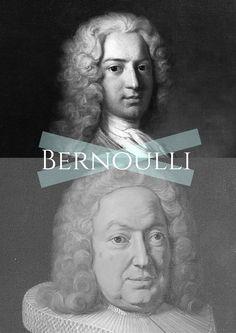 Daniel Bernoulli adalah salah satu ilmuwan hebat dari keluarga Bernoulli. Daniel adalah anak dari Johann Bernoulli. Hubungan antara Bernoulli dengan ayahnya tidak seperti hubungan antara ayah dengan anak yang seharusnya. Johann Bernoulli tidak dapat menerima kenyataan bahwa ia disamakan dengan anaknya pada saat mereka mendapat peringkat pertama dalam sebuah kompetisi sains di University of Paris.