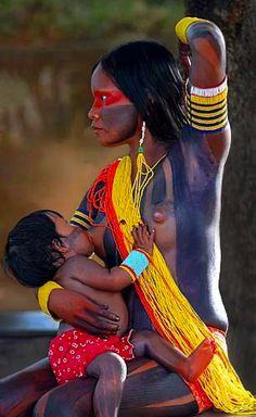 Amazonas Woman