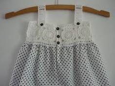 vestidos crochet niña - Buscar con Google