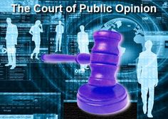 Rethinking the Court of Public Opinion Public Opinion, Thought Provoking