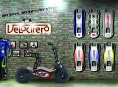 Jetzt online kaufen, Velocifero MAD 1600W der Top E-Roller Bike mit Straßenzulassung Bester Preis Beste Marke. Lieferung erfolgt mit TNT oder Spedition 14 Tage