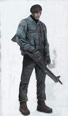 Concept art by MrLeeCarter on DeviantArt