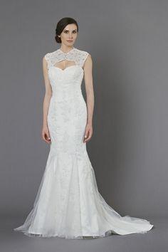Dress by stylemepretty.com/lookbook/kelly-faetanini/fall-2012-bridal/