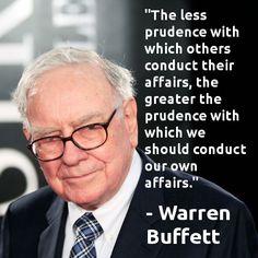 Warren Buffett one of the richest men on Earth.