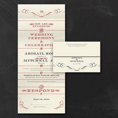 40% OFF   Vintage Poster - Seal 'n Send Invitation - Ecru  http://mediaplus.carlsoncraft.com/Wedding/Seal-n-Sends%E2%84%A2/3254-TWS19119EC-Vintage-Poster--Seal-n-Send-Invitation--Ecru.pro
