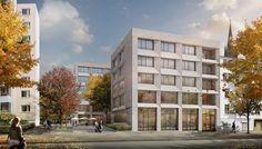 Mehr Wohnraum für Neukölln - EM2N gewinnen Wettbewerb in Berlin