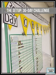Blog post - what I learned from teaching a 30-Day Challenge in middle school ELA