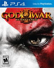 Boxshot: God of War III Remastered by Sony Computer Entertainment