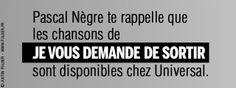 Ses plus grands succès sont chez Universal © France Inter - 2013 / Justin Folger.