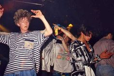 Youth and pop culture provocateurs since Fearless fashion, music, art, film, politics and ideas from today's bleeding edge. Acid House, Club Kids, Youth Culture, House Music, Summer Of Love, 90s Fashion, Fashion Ideas, Studio, Night Life
