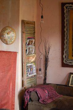 80 ιδέες για να δώσετε νέα ζωή στα παλιά παντζούρια! | Φτιάξτο μόνος σου - Κατασκευές DIY - Do it yourself
