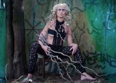 TENDENZ STYLIST AWARD 2014 TEMA #1: NATURE / Vibeke Lillevold