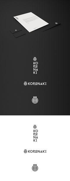 Koronaki (ΚΟΡΩΝΑΚΙ) / Virgin Olive oil by Thomas Kiourtsis, via Behance