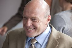 """Dean Norris plays DEA agent Hank Schrader in AMC's Breaking Bad. """"He's a good cop, he just hasn't put the pieces together yet,"""" Norris says."""