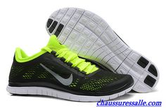 reputable site 9efa1 9d76b Vendre Pas Cher Chaussures Nike Free 3.0V5 Homme H0024 En Ligne. Chaussure  Nike Free