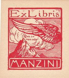 Ex Libris c by ~clickeclick on deviantART