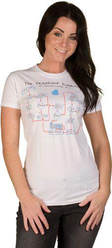 Camiseta chica The Big Bang Theory