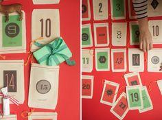 Adorable advent calendar