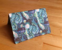 Doctor Who Starry Night Card Wallet
