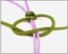 Le noeud coulissant - Perles à tout va