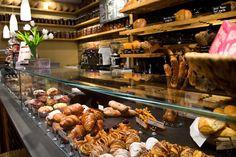 the bakery restaurant - Gärtnerplatz München Counter, Sausage, Bakery, Brunch, Restaurant, Dinner, Food, Wine, Eten