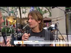 "Keith Urban   ""Little Bit Of Everything""        Today Show"
