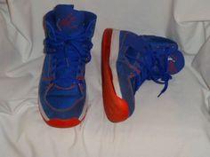JORDAN FLIGHT 45 HIGH MAX Game Royal White Orange 524866-401  men shoes sz 11 #Jordan #BasketballShoes