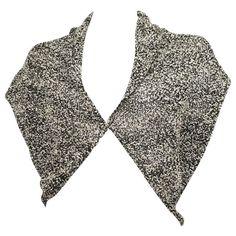 Alice Olivia Black & White Cotton Top Size S/P.  @1stdibs #AliceOlivia #top #fashion #forsale