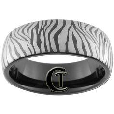 zebra ring @Stacey McKenzie McKenzie Roseberry