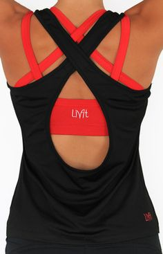 Livfit Athletic clothes! I love the bra and the shirt.